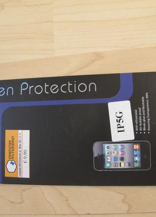 Защитная пленка iPhone 5
