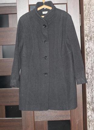 Пальто king field стильная модель 52-54