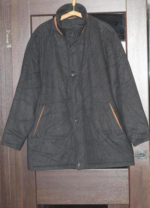 Полу пальто мужское кашемир 54-56