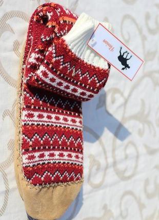 Шерстяные тапки носки vioian германия