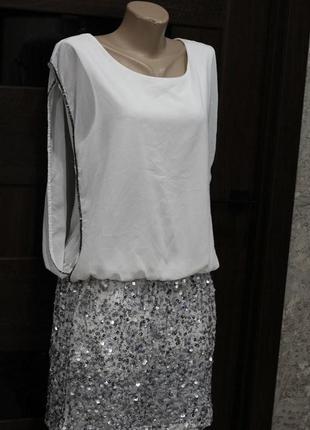 Роскошное платье, любое торжество heine 48-50