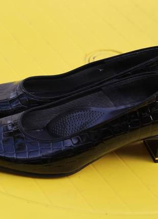 Роскошные туфельки ara 38-39  разм