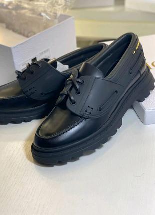Туфли дерби Dior
