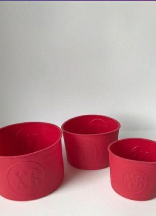 Набор форм для выпечки пасхaльных куличей