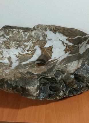 Раковини з природного каменю
