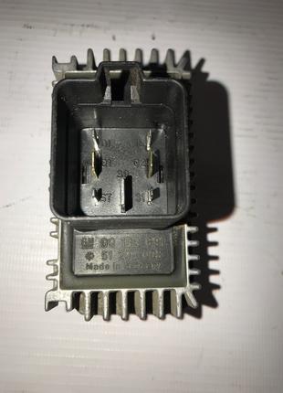 Реле накала свечей Омега б (контроллер) Астра Вектра GM 2; 2,2 л