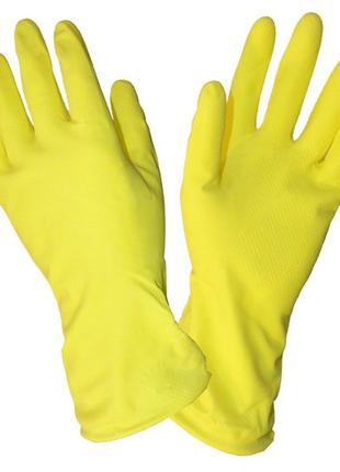 Универсальные резиновые перчатки