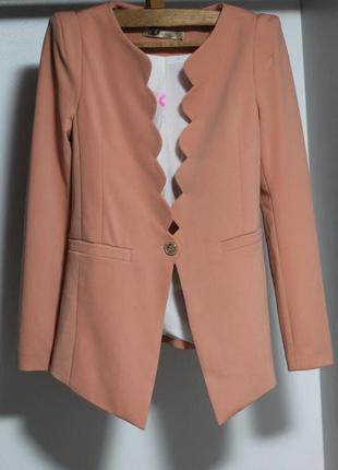 Стильный пиджак  neb girl  42-44