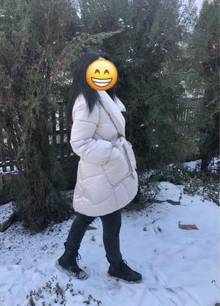 Пальто зимнее, пуховик , куртка