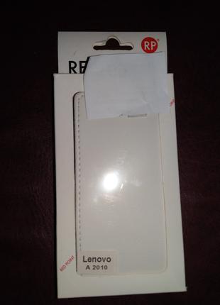 Чохол Lenovo A 2010 фірми red point білий