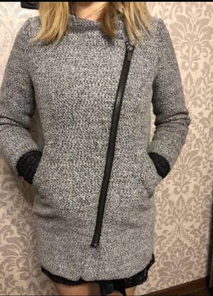 Демисезонное пальто, пуховик