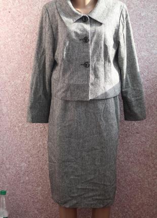 Роскошный женский костюм 50-52
