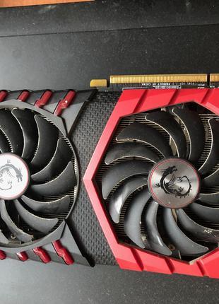 Відеокарта RX 570 MSI GAMING X 4Gb (не Rx 580 Rx 480 gtx1060)