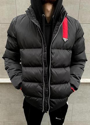Пуховик куртка зимова утеплена
