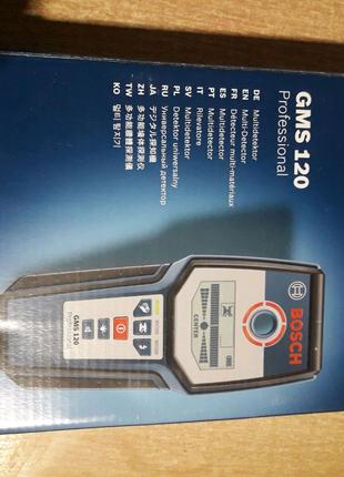 Универсальный детектор скрытой проводки