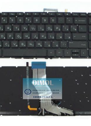 Оригинальная клавиатура для ноутбука HP Pavilion 15-BS, 15-BW