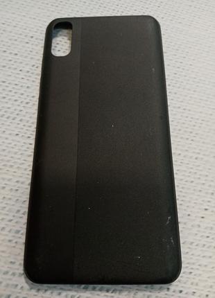 S-TELL M558 задняя крышка с кнопками в хорошем состоянии