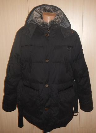 Пуховая куртка пуховик парка tcm p.l
