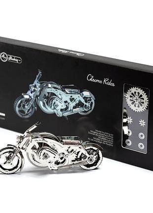 Металлический конструктор Time4Machine Chrome Rider