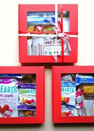 Подарок сладости конфеты вкусняшки Айхерб iHerb
