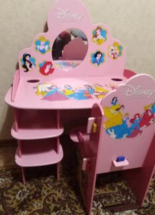 Детский столик со стулчиком