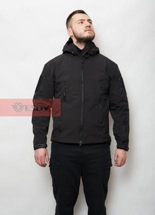 Куртка тактическая SoftShell Shark Skin 01. ESDY.