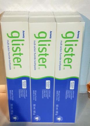 Зубная паста Glister 50мл(6шт)