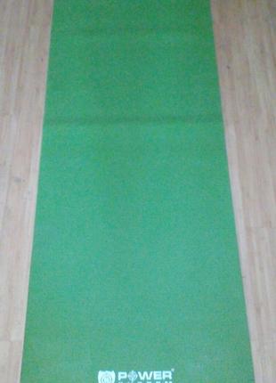 Коврик для фитнеса и йоги Power System PS-4014 FITNESS-YOGA Mat G