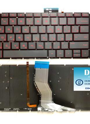 Оригинальная клавиатура для ноутбука HP Omen 15-ax