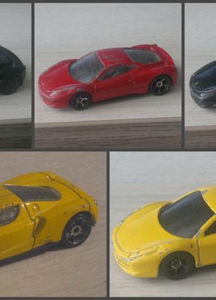 Модели Hot Wheels Ferrari (1), машинки Феррари хот вилс