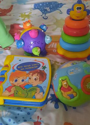 Интерактивные игрушки, музыкальные игрушки, игрушки для развития