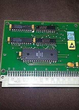Печатная плата 734-VD 734-UD 0701-2242-01 bobst плата памяти