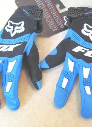 Мото вело перчатки FOX, размер L XL