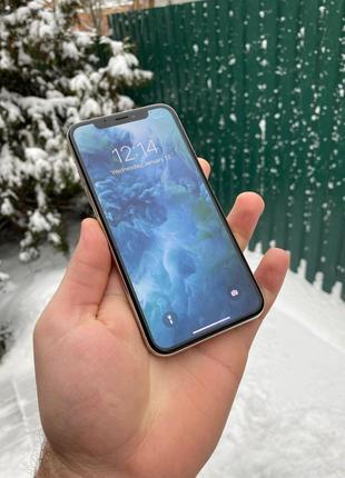 Apple iPhone X 64 Gb Silver  Neverlock
