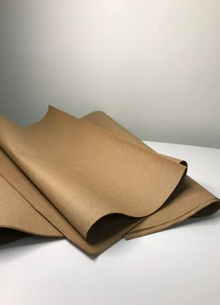 Листы крафт бумаги для упаковки