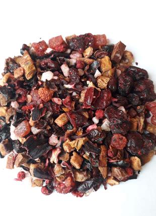 Фруктовый чай Вишневый Пунш 250г.