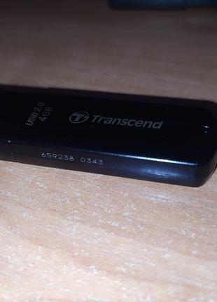 Флешка 4 ГБ Transcend JetFlash 350
