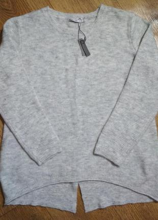 Брендовый пуловер свитер only, р. s, замеры на фото