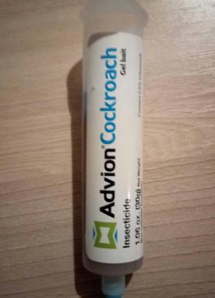 Яд от тараканов, средство Dupont Advion Gel Америка. Очень эффект