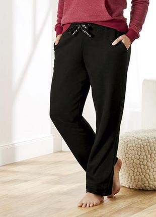 Спортивные штаны с начёсом esmara германия р. xl 54-56