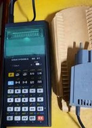 Микрокалькулятор Электроника МК-61 Новый времён СССР