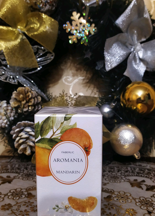Туалетная вода Aromania Mandarin.
