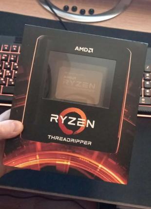 Процессор AMD Threadripper 3990x