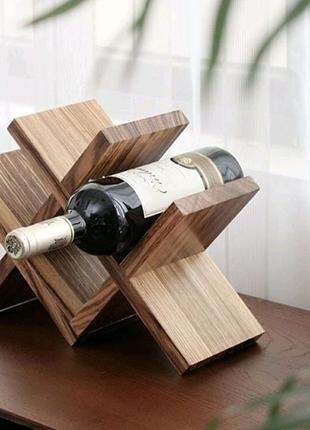 Полочка для вина