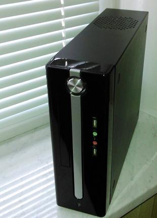 Компактный cистемный блок Intel i3/4Gb RAM/500Gb HDD