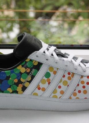 Кроссовки adidas superstar pride pack white ultra boost eqt nm...
