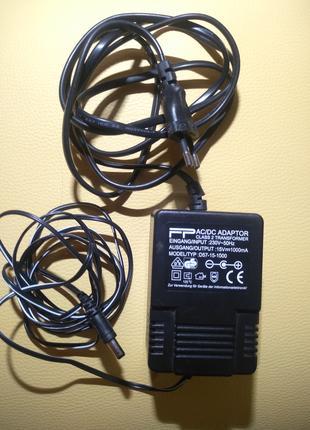 Блок питания D57-15-1000 15V 1A 15W