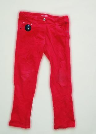 Яркие штаны для девочек