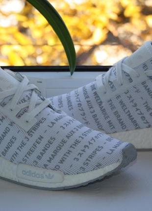 Кроссовки adidas nmd_r1 nomad the brand with 3 ultra boost eqt...