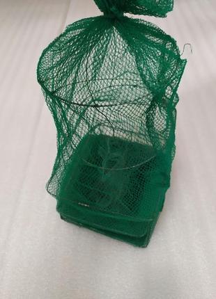 Раколовка Верша гофра корд рыболовный 3.5 м